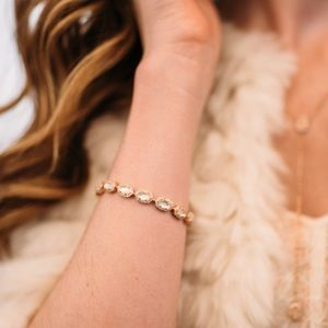 Kendra Scott Jewelry - SALE-💎NWT-KENDRA SCOTT Cole Bracelet Rose Gold